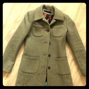 Via Spiga Beautiful Fall Coat